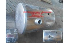 Бак топливный 380литров круглый H2/H3 фото Дзержинск