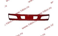 Бампер F красный пластиковый для самосвалов фото Дзержинск