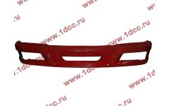 Бампер FN2 красный самосвал для самосвалов фото Дзержинск