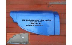 Обтекатель кабины левый HANIA синий фото Дзержинск